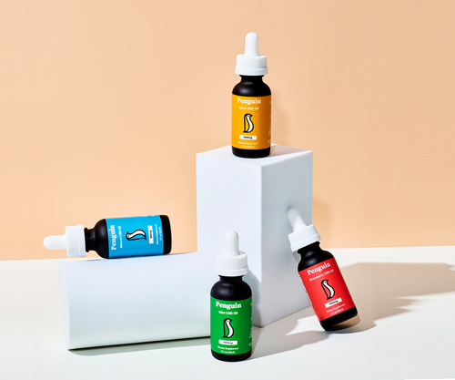 Penguin CBD | CBD Oil